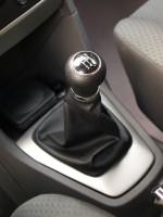 5挡手动变速器的入挡清晰,行程适中,在自主品牌中属于上流。