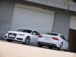 奥迪在2012年发布了RS高性能车战略,2013年最新引入了S6和S7 Sportback(以下简称S7)两部新车。我们在成都金港赛车场体验了这两部S徽标的性能机器。【撰文:余恒文】