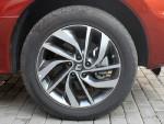 2.5L车型的双色五幅式轮毂