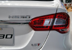 改款H530的尾灯有所变化。