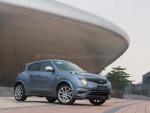 东风英菲尼迪合资公司宣告成立之后,立刻发布了首款进口车型ESQ。这款源于Juke的小型SUV,国内售价为19.98-29.98万元。