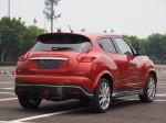 车尾的设计接受度较高,看起来很饱满富有力量和运动感。