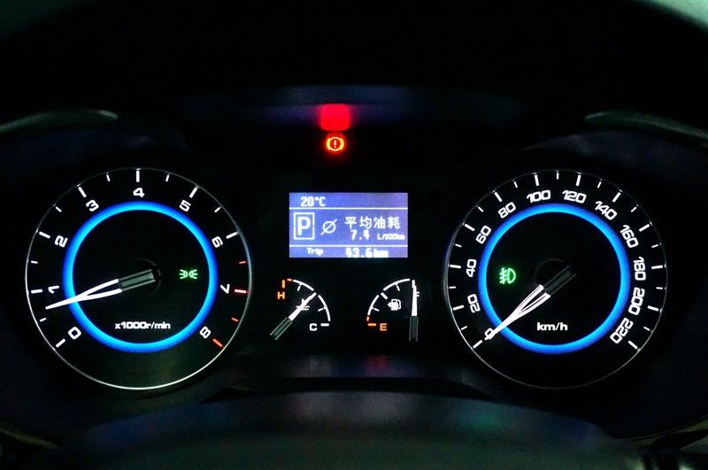 汽车仪表盘怎么看油耗 汽车仪表盘看油耗方法