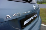 A45 AMG基于A级车发展而来,它是目前AMG家族最小的成员。