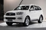 """本届广州车展上,福田首次发布了全新品牌""""萨瓦纳"""",并展示了首款""""萨瓦纳""""SUV,预计将于2015年上半年上市,预计售价13-17万元"""