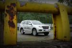 哈弗H9是长城最高端的SUV,售价22.38-27.28万元,定位为7座硬派SUV。【撰文、摄影:颜宇鹏】