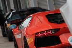 这是一场兰博基尼赛道体验营的活动,Huracan和Aventador都可以试驾,不过我的重点放在了前者上。
