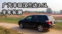 广丰汉兰达3.5L