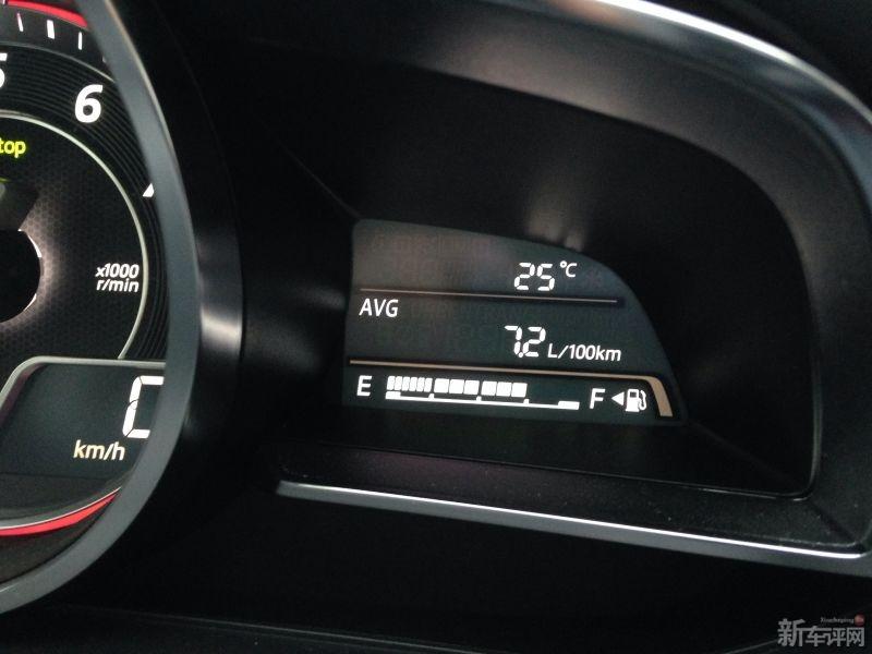 便利性小提示,三角符号告诉你油箱口在哪边