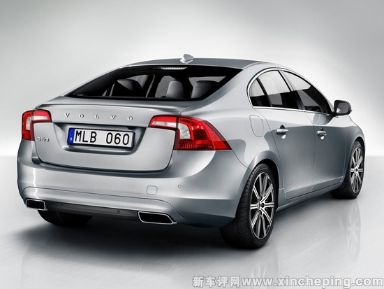 沃尔沃S60L进新车目录 由成都工厂生产高清图片