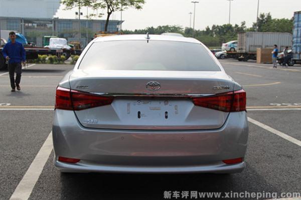 致3CITY SUV 丰田全新皇冠 雪铁龙C3 XR高清图片