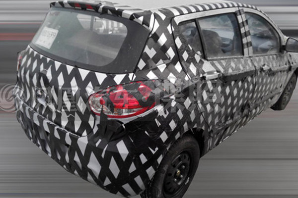 宝骏两厢新车是换标老赛欧 可能没这么简单高清图片