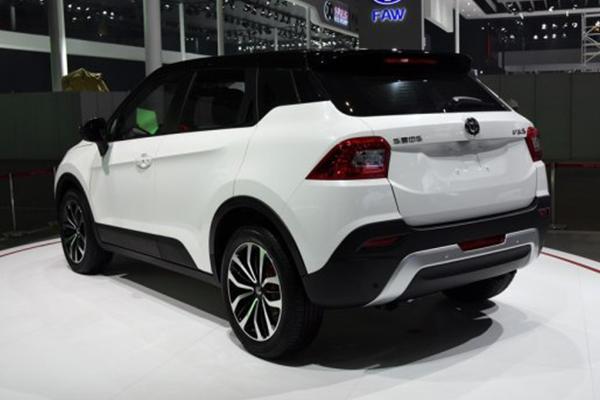 车展速览 华晨中华V3,小型SUV新来客高清图片