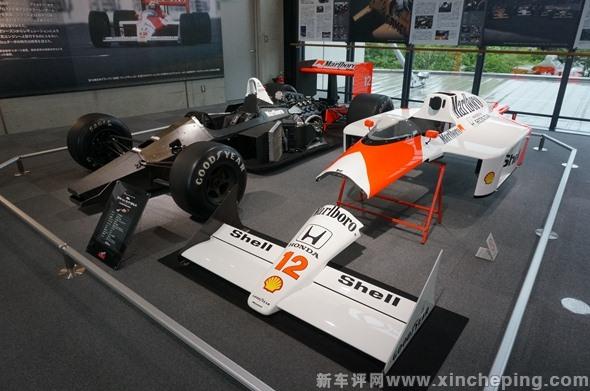 迈凯轮涂装石墨灰具侵略感 本田引擎将升级(图)