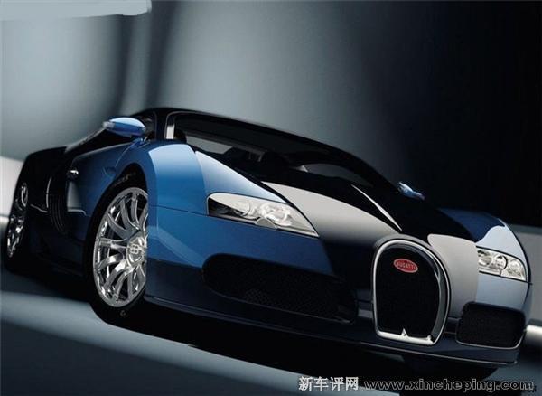 布加迪汽车简史高清图片