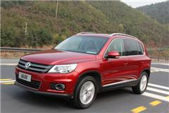大众Tiguan TDI