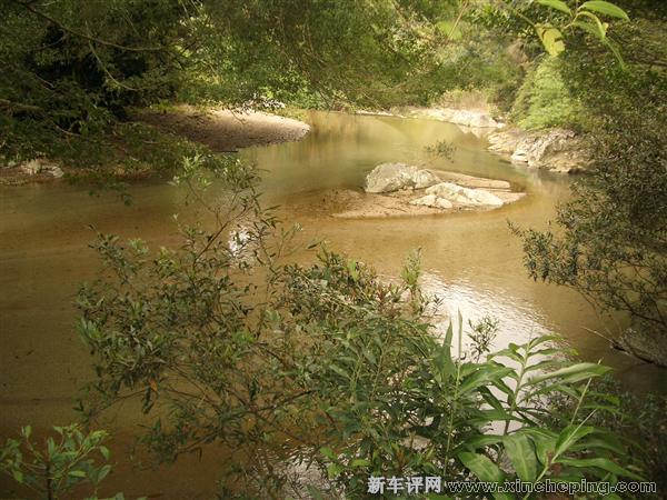 低语之森东方的神龛-这水清吧   没想到还有梯田在山谷   小急流   哈哈,哪里来的鸭子   荒废