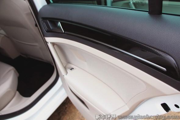 18.高尔夫7 欧版 车厢细节 高清图片
