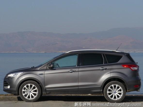 长安福特翼虎2.0T评测 车身尺寸 新车评网xincheping.com高清图片
