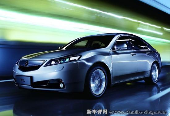【2012款讴歌TL】-Acura携2012款TL和全新ZDX车型首次亮相成都车展高清图片
