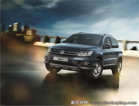 大众进口新tiguan本月内将国内上市高清图片