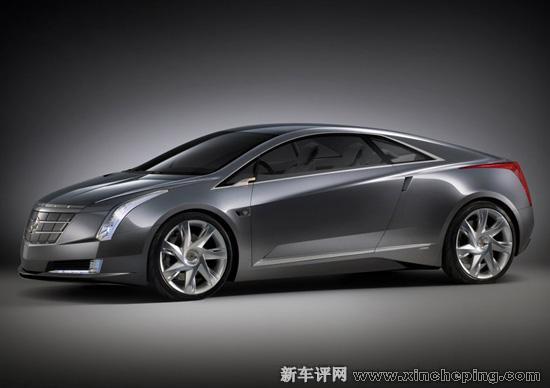 通用汽车公司北美总裁马克-罗伊斯表示elr将于2013年年底开高清图片