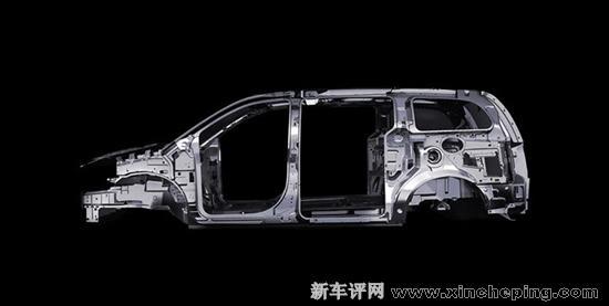 全新进口克莱斯勒大捷龙广州上市 售49.68万元高清图片