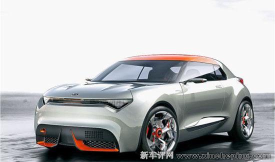 各大汽车厂商对于小型SUV车型加大开发力度,而东风悦达起亚目前高清图片