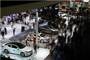 广州车展:国际范儿的车展,你一定要来哦!