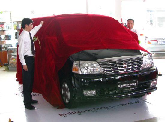 的mpv柴油车型.   车型   推出的阁瑞斯柴油版共分尊领、智高清图片