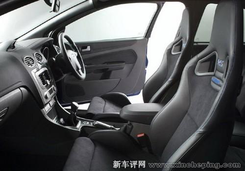 全新福特福克斯RS发布官方照明年初将上市销售高清图片