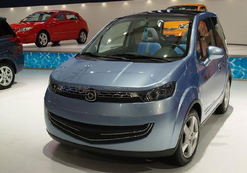海马2011年推新能源汽车 现已进入验收阶段高清图片