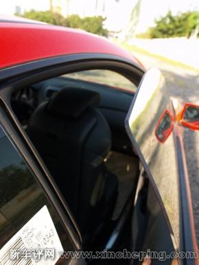 体验后驱魅力 试驾现代劳恩斯酷派高清图片