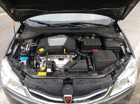 荣威350装备一台1.5L发动机.关于这台发动机的来历,上汽没有过高清图片
