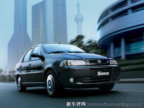 南京菲亚特公司,第一个产品是菲亚特拿手的产品两厢小车派力高清图片