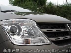4.长安CX20 外形细节