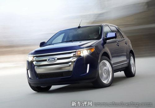 福特锐界   此次进口的是福特已于第二季度在北美市场推出高清图片