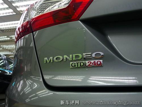 【蒙迪欧-致胜2.0GTDi】-用120万公里试验保证发动机性能和品质高清图片