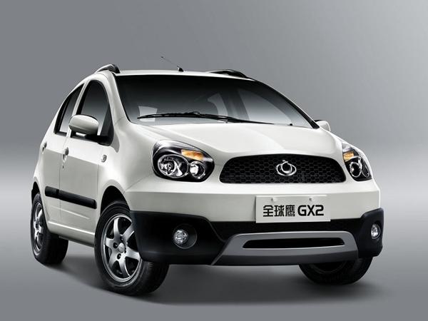 吉利GX2