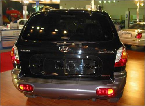 国产华泰现代圣达菲10日上市,冲击城市SUV市场高清图片