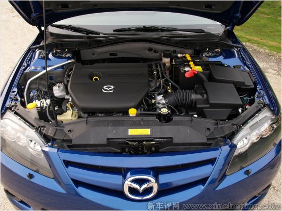马自达6轿跑评测 发动机和变速箱 新车评网xincheping.com高清图片