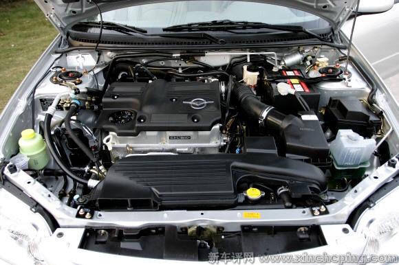 海福星1.6评测 发动机和变速箱 新车评网xincheping.com高清图片