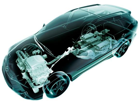 雷克萨斯油电混合动力SUV RX400h抢滩中国高清图片