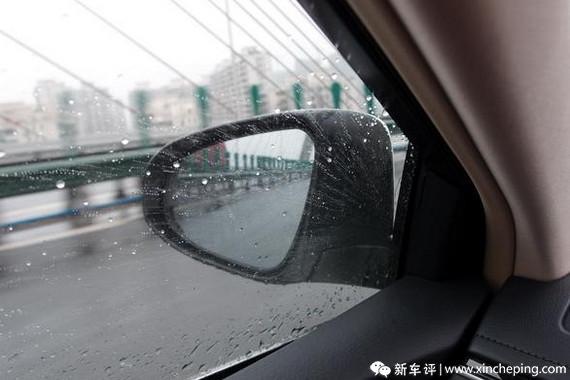 """凯美瑞尊瑞长测(39)用车:""""亲水玻璃""""有价值"""