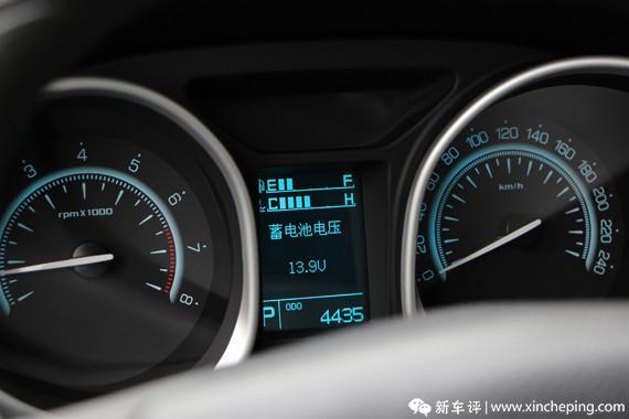 广汽传祺GS5长测(6)发现:信息丰富的车载电脑