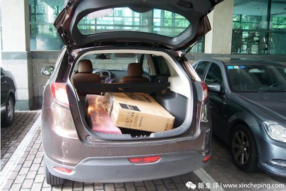 广汽传祺GS5长测(8)日记:大材小用