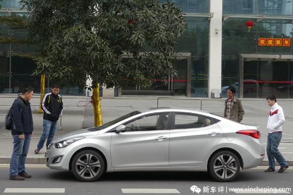 北京现代朗动长测(3)互动:大家聊朗动的外形设计
