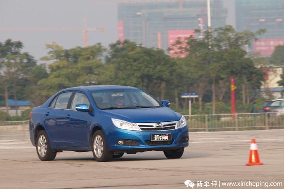 比亚迪速锐小长测(6):驾驶操控和行车品质小结