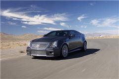 天马山激试 凯迪拉克CTS-V Coupe试驾视频