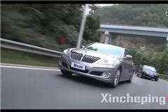 韩系旗舰 现代雅科仕3.8试车视频